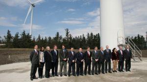 Cordal de Montouto inauguration - Galicia